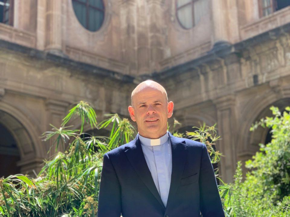 José María Fernández-Corredor: coordinador general del Congreso Diocesano de Educación y director del Colegio Santo Domingo de Orihuela